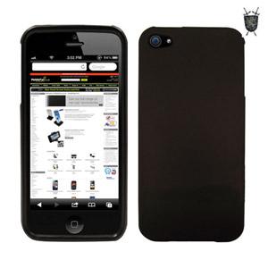 Coque FlexiShield pour iPhone 5 - Noire