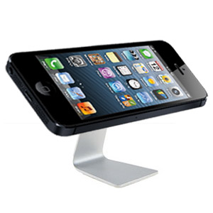 Support bureau en aluminium pour iPhone 5 1