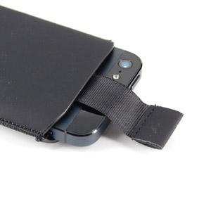 Etui de transport SD Style Daim pour iPhone 5 1