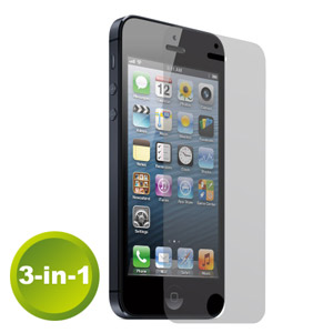 The iPhone 5 Platinum Pack - Black