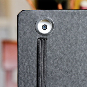DODOcase Classic Case for iPad 3 - Charcoal
