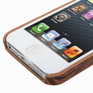Wood Effect Hard Case for iPhone 5