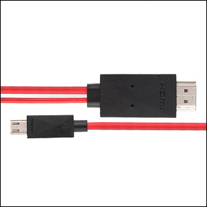 HDMI Cable for Samsung Galaxy S3
