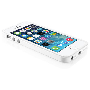 Spigen SGP Neo Hybrid EX for iPhone 5S / 5 - White