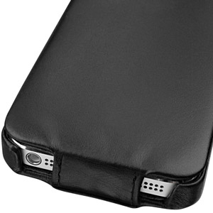 Noreve Tradition Leather Case for iPhone 5 - Black