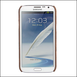 Wood Effect Hard Case for Samsung Galaxy Note 2