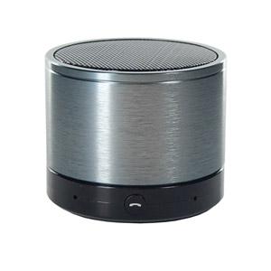 Enceinte Bluetooth SoundWave II - Noire - face avant