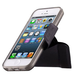 Momax The Core Smart Case for iPhone 5 - Black