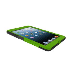 Trident Aegis Case for iPad Mini 3 / 2 / 1 - Black/Green