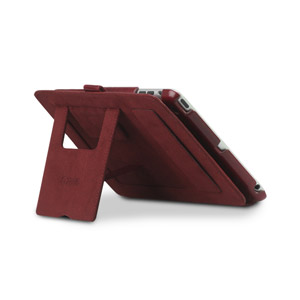 Zenus Neo Classic Diary for iPad Mini - Wine Red