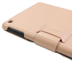 Macally iPad mini slim case and stand - Pink