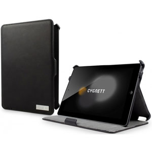 Cygnett Black Armour Extra-protective case iPad Mini - Black