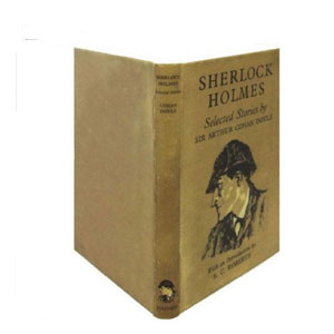 KleverCase False Book Kindle Touch Case - Sherlock Holmes