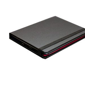 DODOcase HARDcover for Kindle Paperwhite - Red