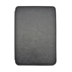Adarga Faux Leather Kindle Fire HD 2012 Case - Black