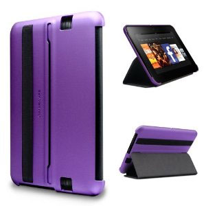 "Marware MicroShell Folio for Kindle Fire HD 7"" - Purple"