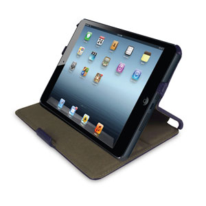 SD TabletWear Leather Style Case with Stand for iPad Mini - Red