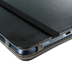 Belkin Classic Strap Cover for iPad Mini - Black
