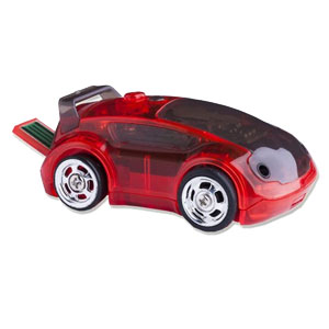 DeskPets CarBot App Controlled Car - Red
