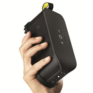 Jabra Solemate Portable Bluetooth Speaker - Black