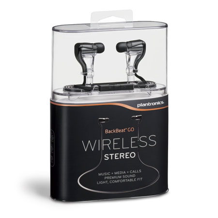 Plantronics BackBeat Go Wireless Earphones