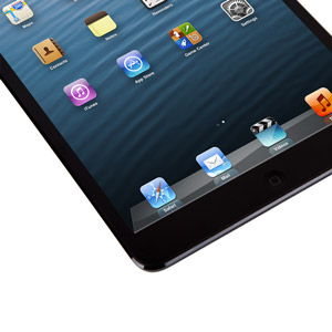 Moshi iVisor Anti Glare Screen Protector for iPad Mini - Black
