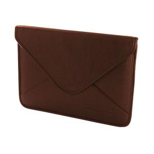 Cool Bananas Leather  iPad Mini Envelope V1 Case - Black
