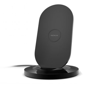 Nokia Lumia 820 / 920 Wireless Charging Stand - DT-910BK - Black