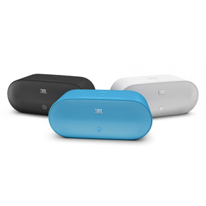 Nokia JBL Powerup Wireless Charging Speaker MD-100WBCY - Cyan