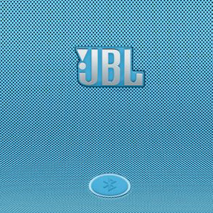 Nokia JBL Powerup Wireless Charging Speaker MD-100WCY - Cyan