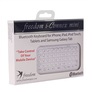 Freedom i-Connex Mini Bluetooth Keyboard