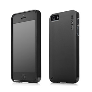 Capdase Xpose & Luxe Case Pack for iPhone 5 - Black