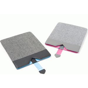 Dicota PadCover for iPad 2 / 3 / 4 and Retina Display - Black/Blue