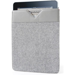 Dicota PadCover for iPad 2 and Retina Display - Grey/Pink