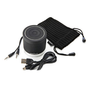 Altavoz inalámbrico Bluetooth Veho 360° M4