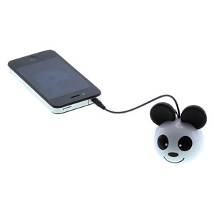 KitSound Panda Buddy Portable Speaker