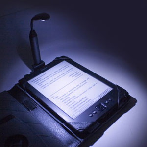 Bright Spark LED Reading Light