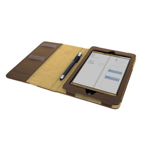 Cool Bananas SmartGuy Leather Case for iPad Mini - Brown