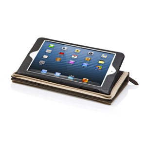 Twelve South BookBook Case and Stand for Apple iPad Mini - Brown