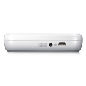 Samsung Desktop Dock for Galaxy Phones - White - EDD-D200WEGSTD