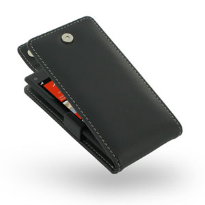 PDair Leather Flip Case for HTC 8X