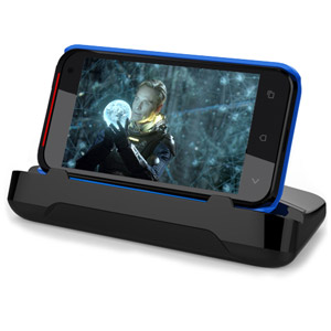 Cover-Mate Desktop Charging Dock for HTC Smartphones