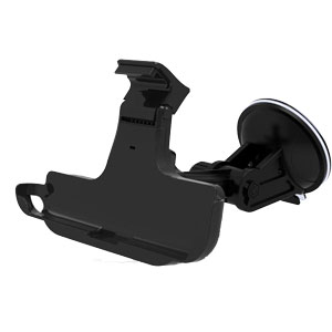 Support voiture avec chargeur pour Samsung Galaxy Note 2 1