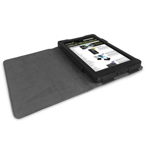SD TabletWear Stand and Type Case for Amazon Kindle Fire - Carbon