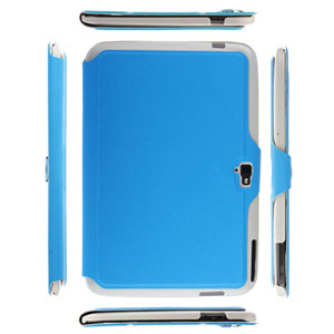 Google Nexus 10 Slim Book Case - Blue
