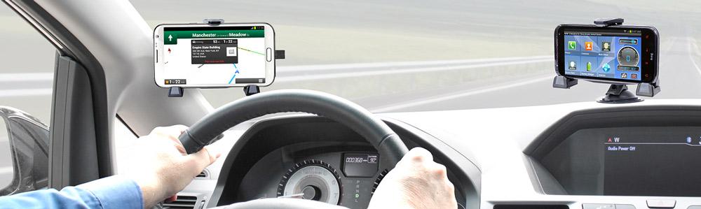 iBOLT xProDock Vehicle Dock for Samsung Smartphones
