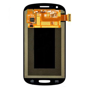 Genuine LCD And Touch Panel for Samsung Galaxy S3 Mini - Blue