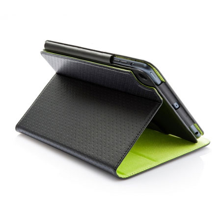 Capdase Folio Dot Case For Apple iPad Mini - Black