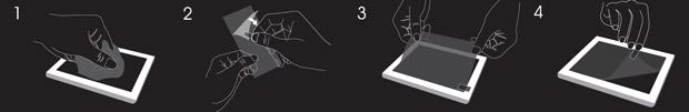 Pellicola protettiva Capdase Ultra Imag per Google Nexus 4