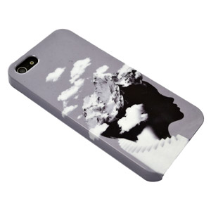 Create and Case iPhone 5 Hardcase - It's a Cloudy Day